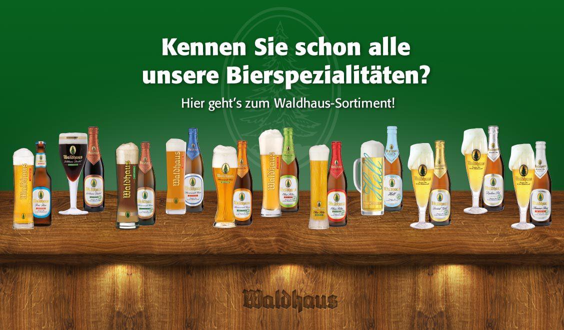 Waldhaus Spezialitäten