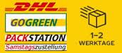 Versand per DHL-Paket