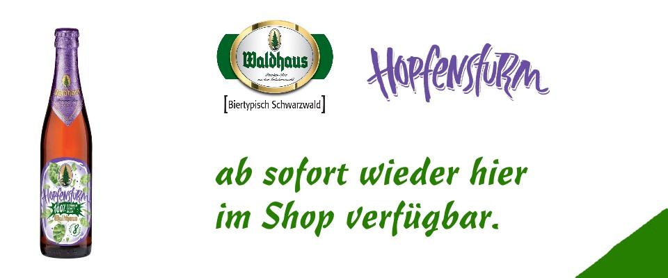 Waldhaus Hopfensturm
